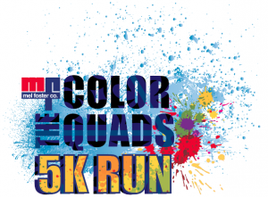 Mel Foster's Color the Quads Registration Opens Today.