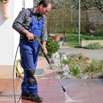 Create Curb Appeal with a Good Exterior Cleaning.