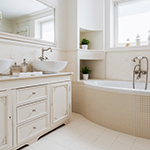 Top Five Bathroom Staging Tips.