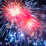 Celebrate your freedom and choose to enjoy QC events offered in July.