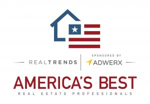 Real Trends America's Best logo
