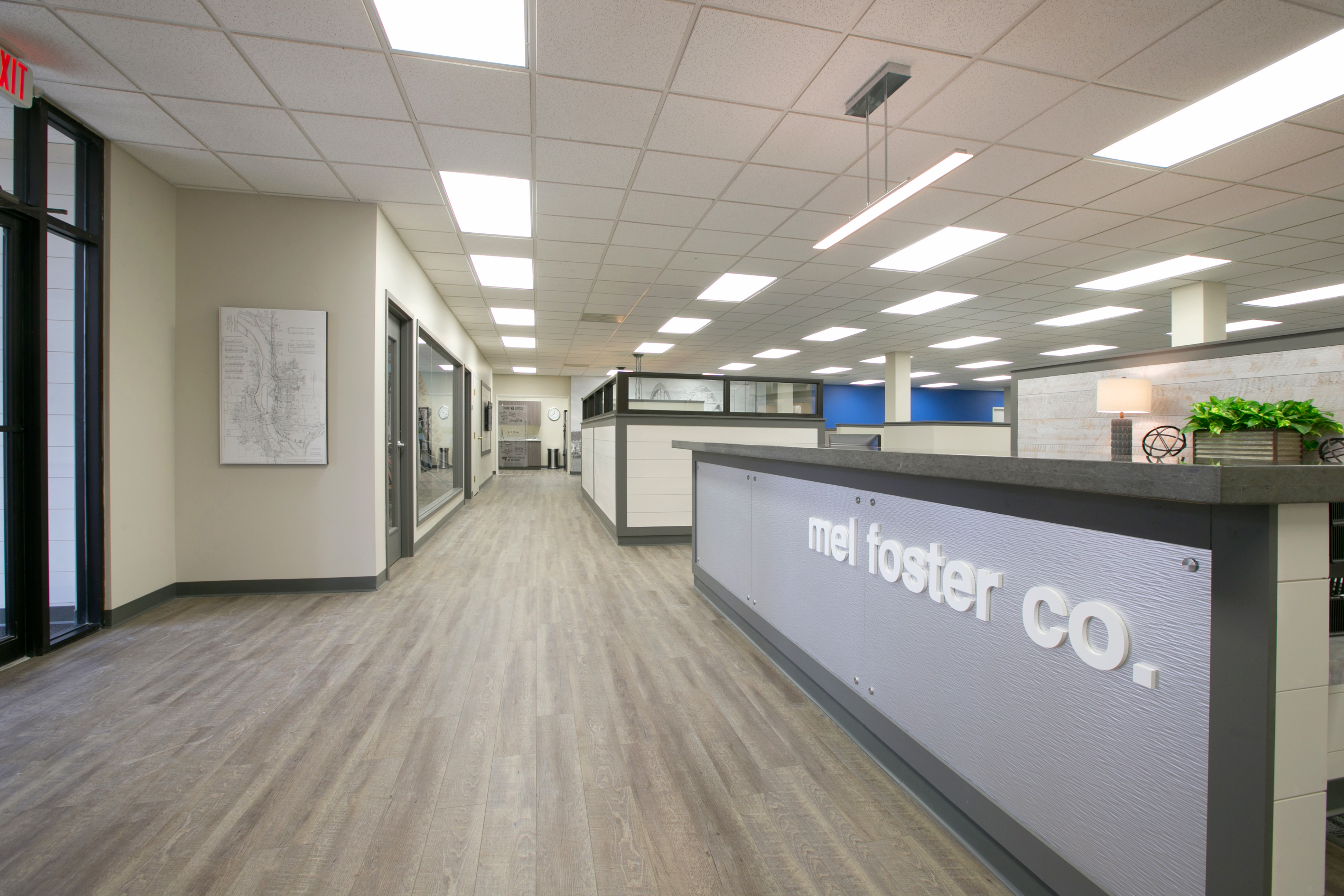 Moline Office Receives a Make Over