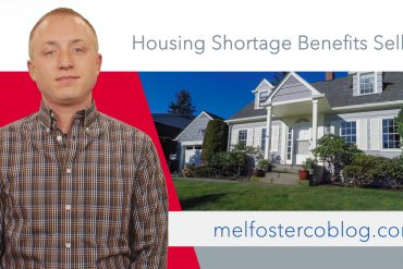 housing shortage benefits sellers