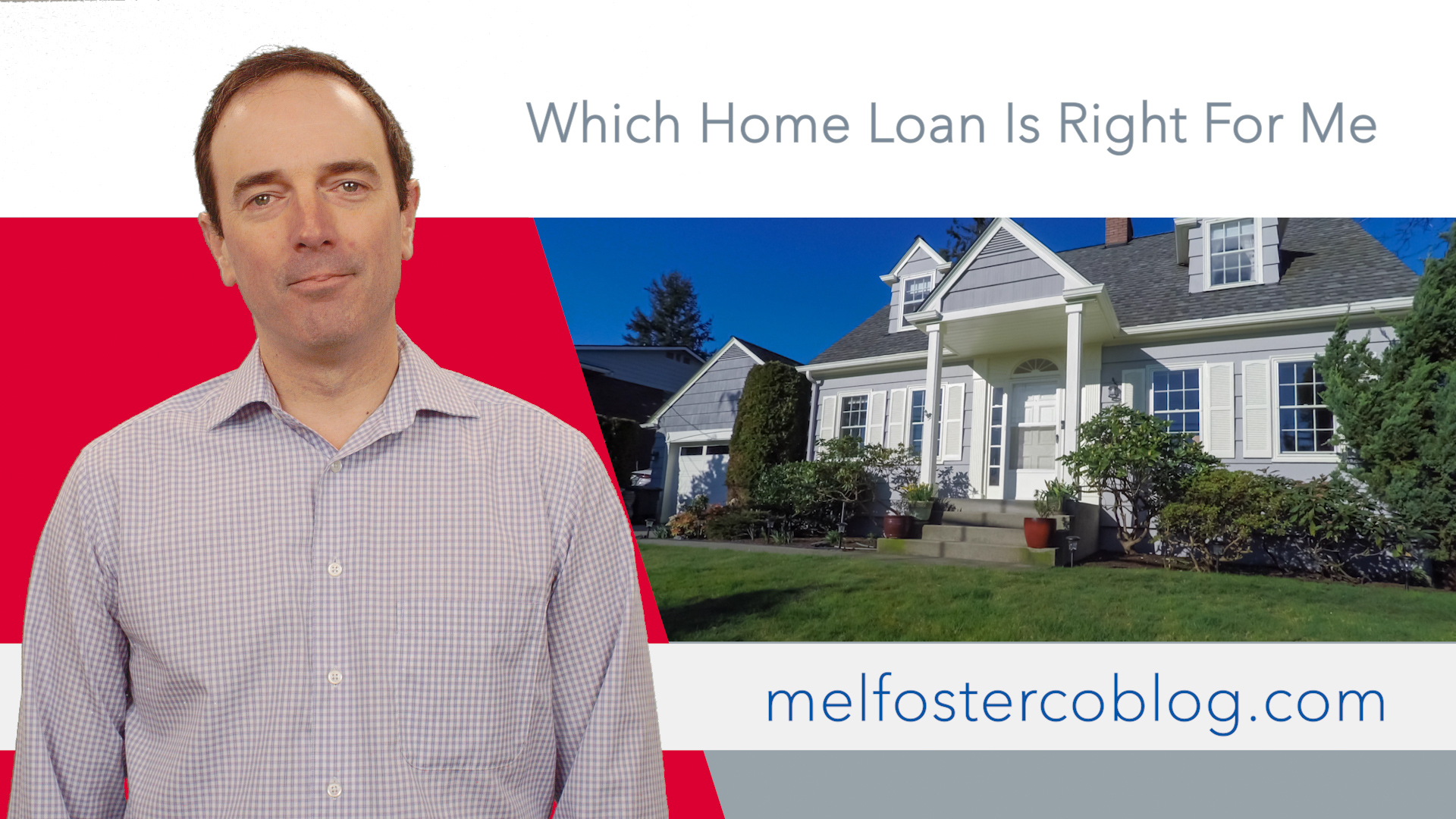 Home Loans right for me