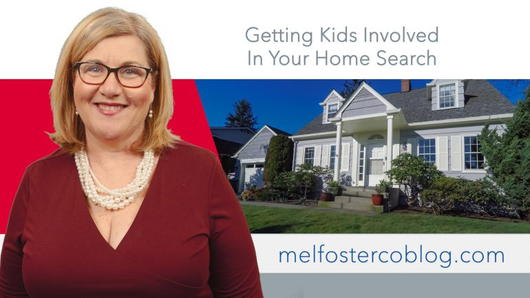 Getting Kids Involved in Home Search