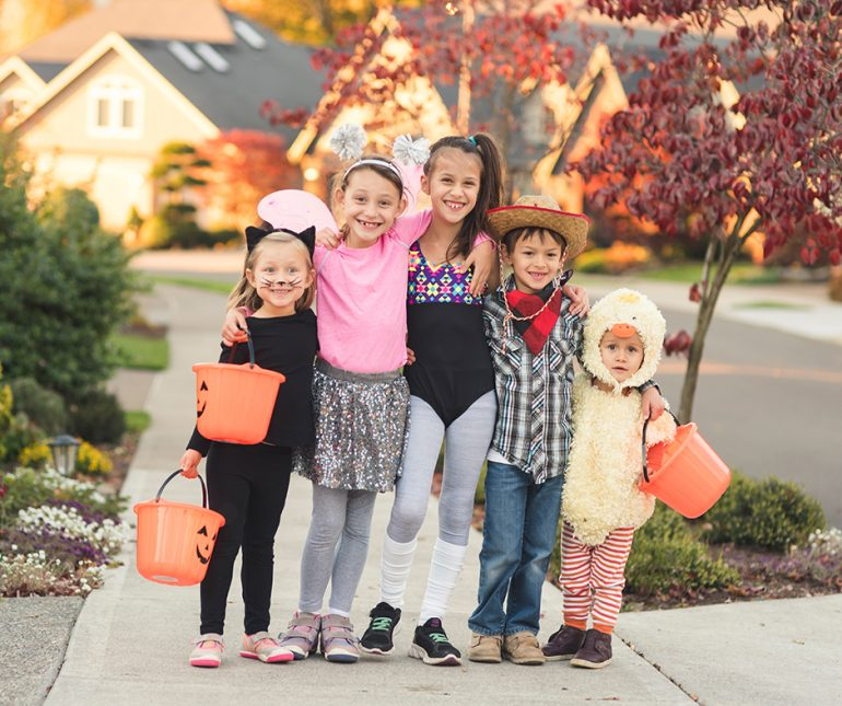 Make Your Home Inviting for Trick-or-Treaters