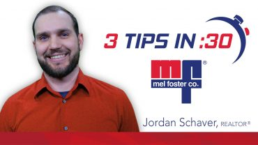 Jordon Schaver, REALTOR® at Mel Foster Co.