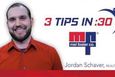 Jordon Schaver, REALTOR® at Mel Foster Co.