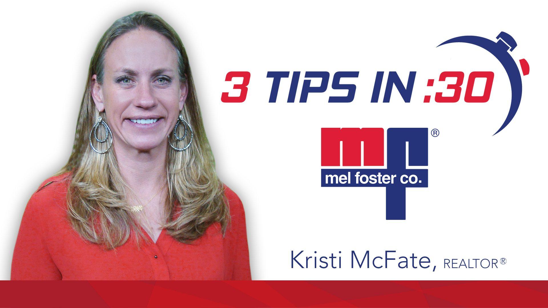 Kristi McFate, REALTOR® at Mel Foster Co.