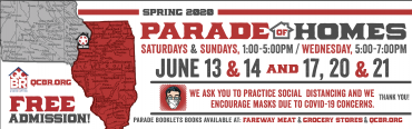 Spring Parade of Homes 2020