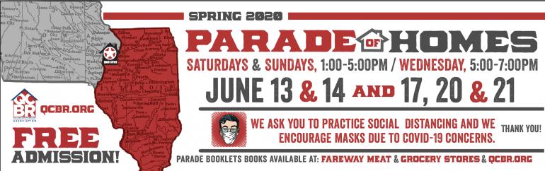 Spring Parade of Homes 2020