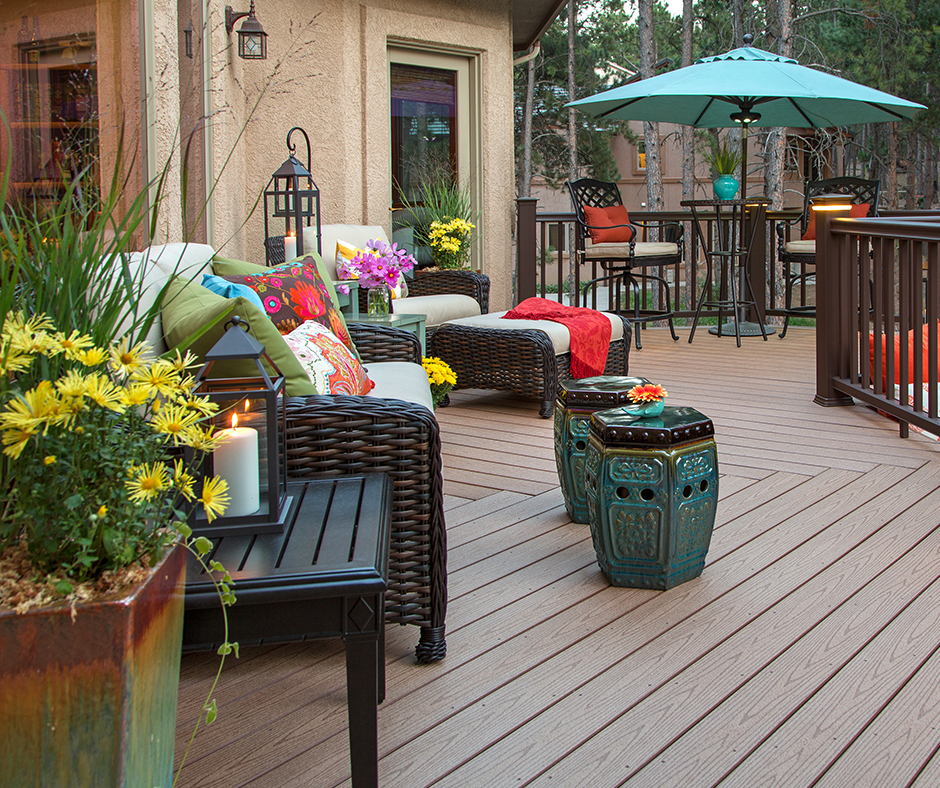 Patio Perfection