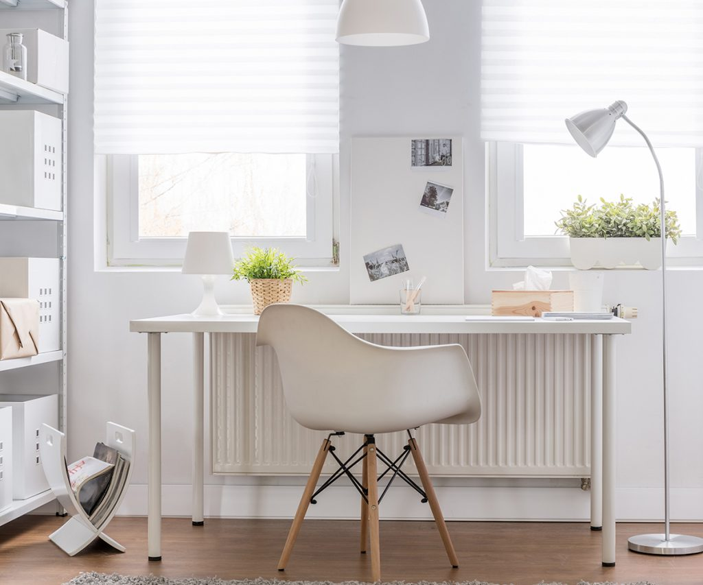 Create a Calming Home Office