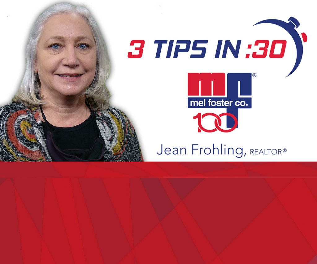 Tips in 30 by Jean Frohling