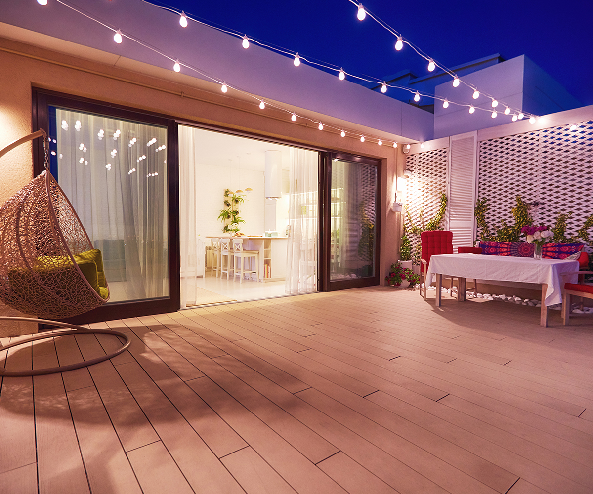Outdoor Living Expansion