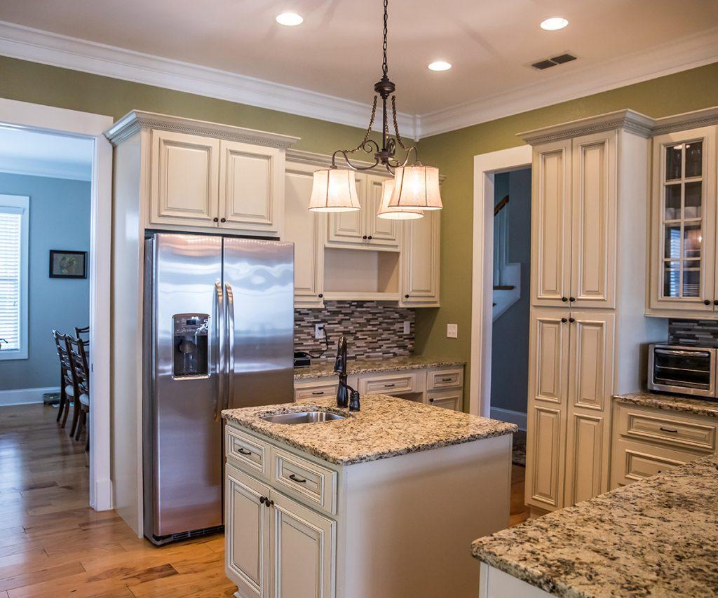 Shifting open concept in homes