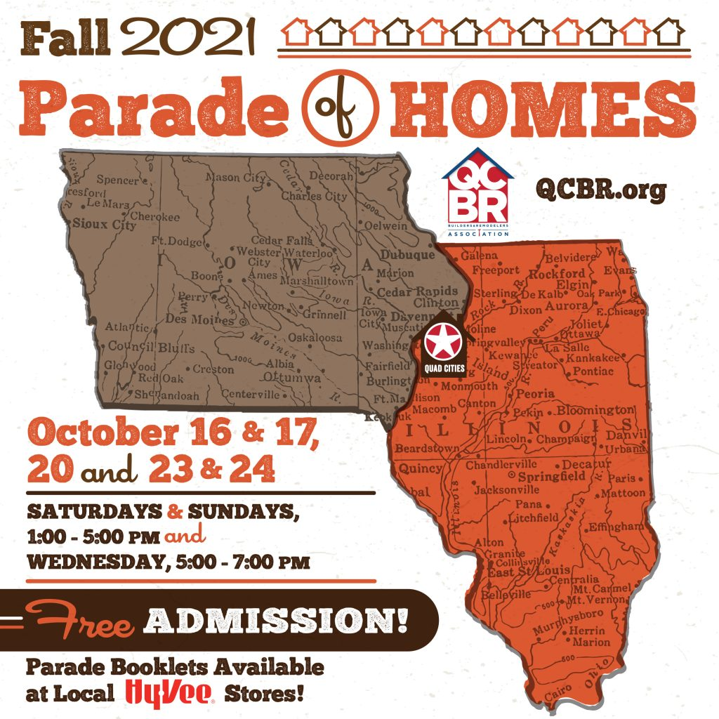 QCBR 2021 Fall Parade of Homes