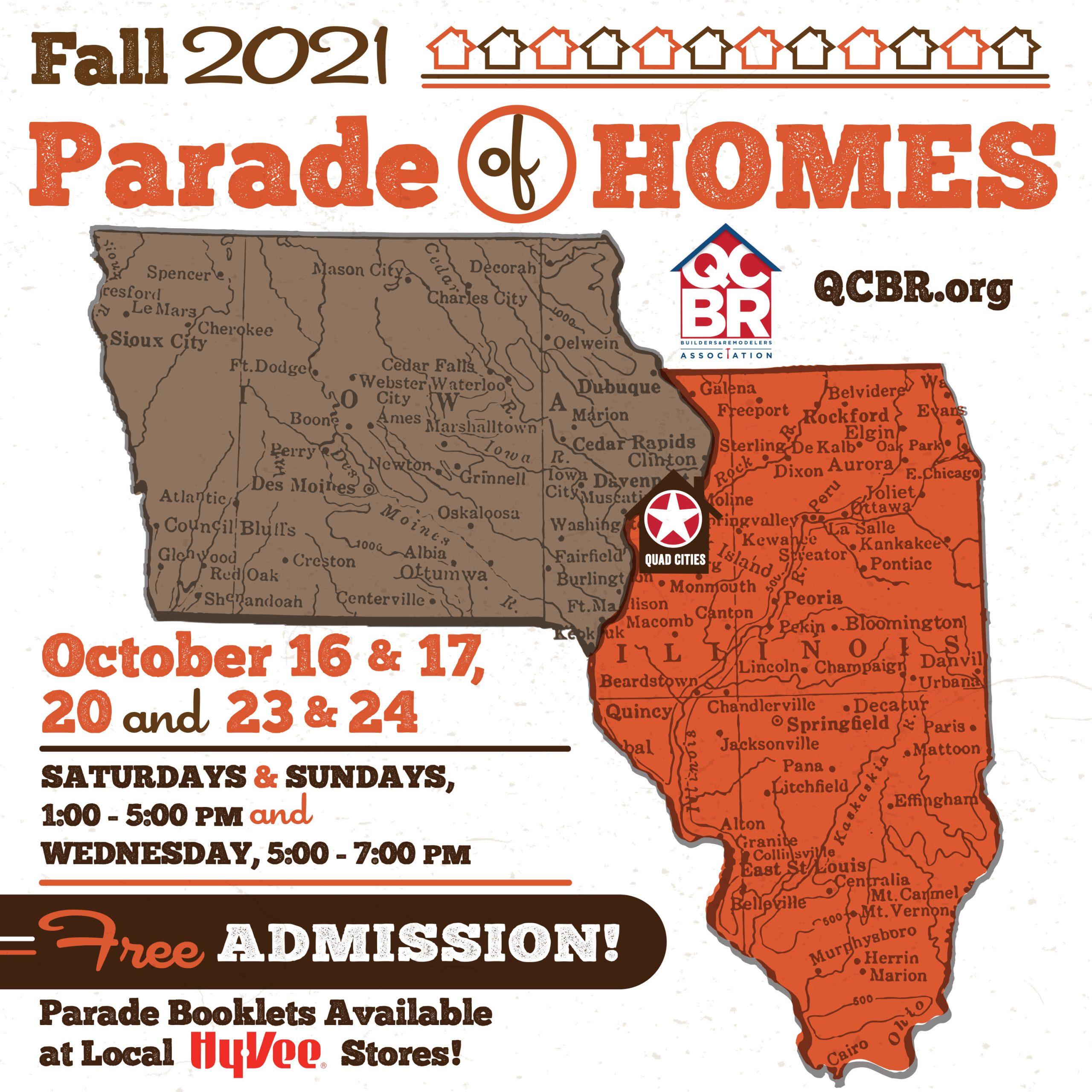 Parade of Homes Fall 2021